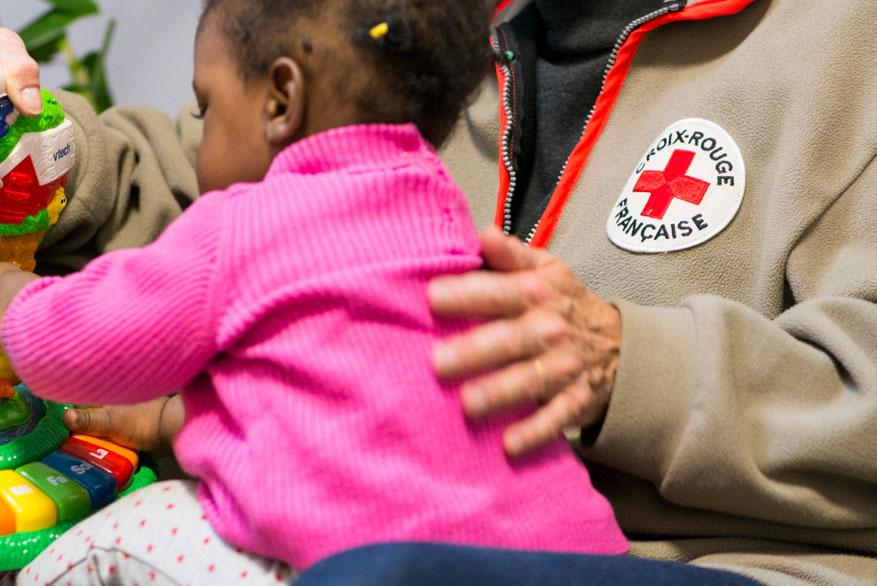 actions sociales Croix-Rouge Pau