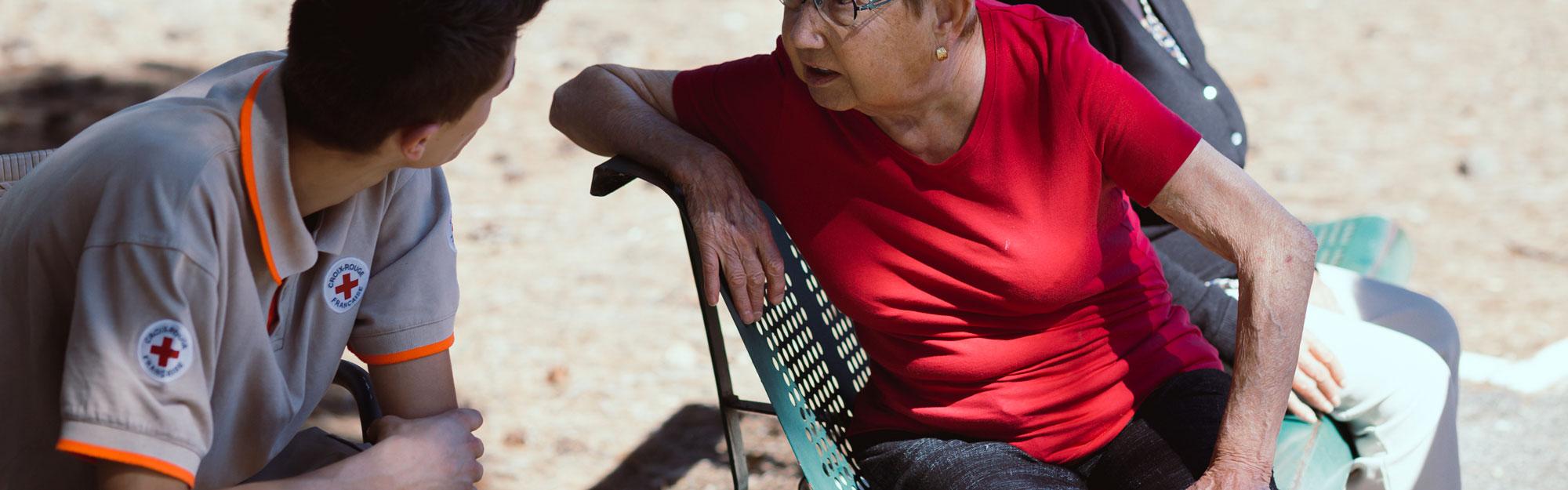 soutien seniors Croix-Rouge-Pau